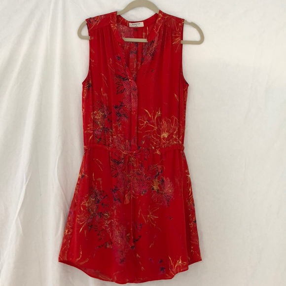 Babaton Dresses & Skirts - Sleeveless red dress